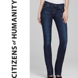 CITIZENS of HUMANITY Elson'Mid Rise Straight Leg